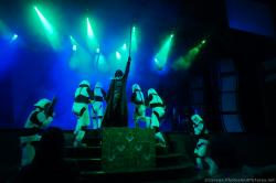 Darth Vader on stage at Gran Bahia Coba show in theater.jpg