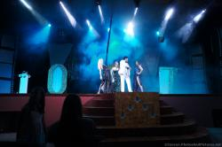 Movie Musical Show at Gran Bahia Coba theater with James Bond theme.jpg